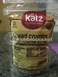 Katz Gluten Free Bread Crumbs