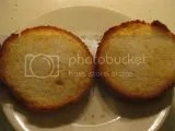 Katz Gluten-Free English Muffin (halved and toasted)