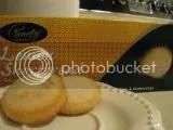 Pamela's Products Lemon Shortbread Cookies