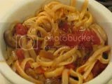 RP's Pasta Company Gluten-Free Linguini (cooked and sauced)