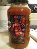 Vino de Milo Portobello Shiraz Pasta Sauce