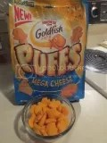 Pepperidge Farm Mega Cheese Goldfish Puffs