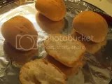 Udi's Gluten-Free Classic French Dinner Rolls (toasted and fresh from the oven)