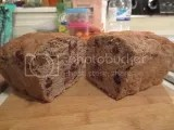 Eban Bakery Gluten-Free Cranberry Walnut Bread (sliced)