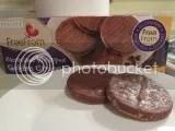 Sunstart Chocolate Wrapped Golden Crunch Cookies