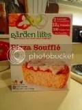 Garden Lites Pizza Souffle