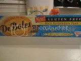 DeBoles Gluten-Free Rice Plus Golden Flax Angel Hair Pasta