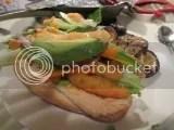 Gluten-Free Vegan Shrimp Po Boy made with Sohpie's Kitchen Gluten-Free Breaded Vegan Shrimp