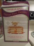 Cherrybrook Kitchen Gluten-Free Dreams Pancake and Waffle Mix