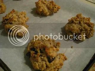 Gluten-Free Almond Butter Scones with Dark Chocolate Chips