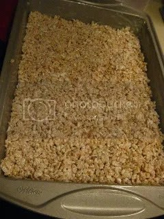 Gluten-Free and Vegetarian Rice Krispie Treats