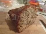 Bittersweet Gluten Free Bakery's Half Loaf of Banana Walnut Bread
