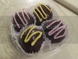 Annie May's Sweet Café's Allergen-Free Chocolate Boulders