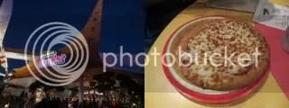 Redd Rocket's Pizza Port, Tomorrowland, Disneyland Park