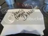 My Gluten-Free Venus De Milo Sandwich (wrapped)