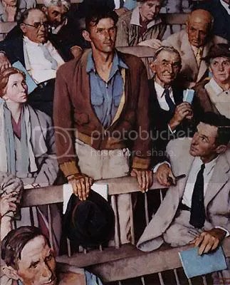 Town Hall - Norman Rockwell