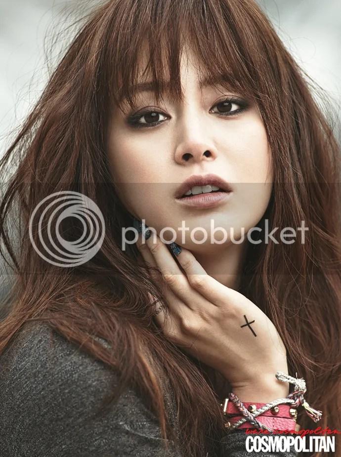 Kim Tae Hees Berlin Pictorial For Cosmopolitan Koreas
