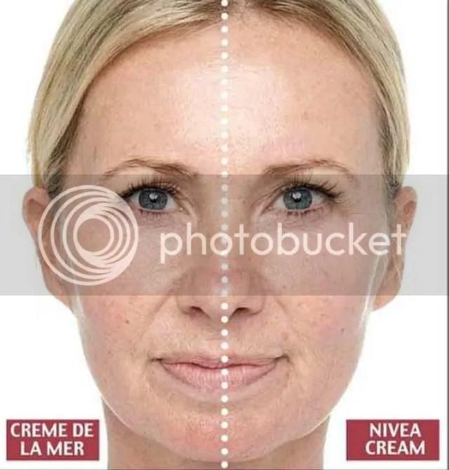 Mulher testa cremes de R$ 3 e R$ 300 em cada metade do rosto por um mês