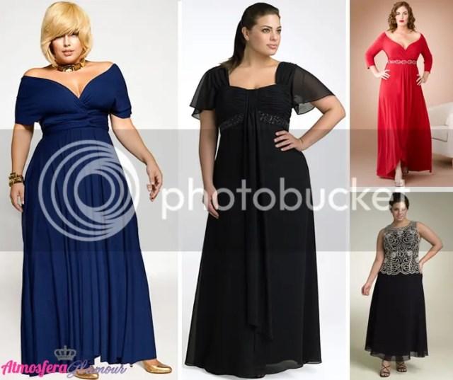 d3db310f9 Recebi alguns pedidos para mostrar modelos de vestido de festa Plus Size