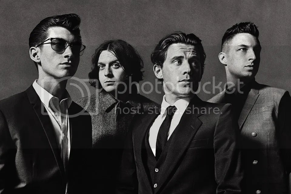 Arctic Monkeys: 'AM' Album Cover, Track List Available (2/2)
