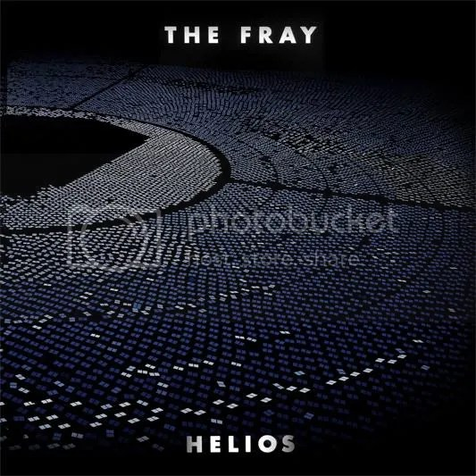 The Fray: 'Helios' Album Art & Tracklist Revealed
