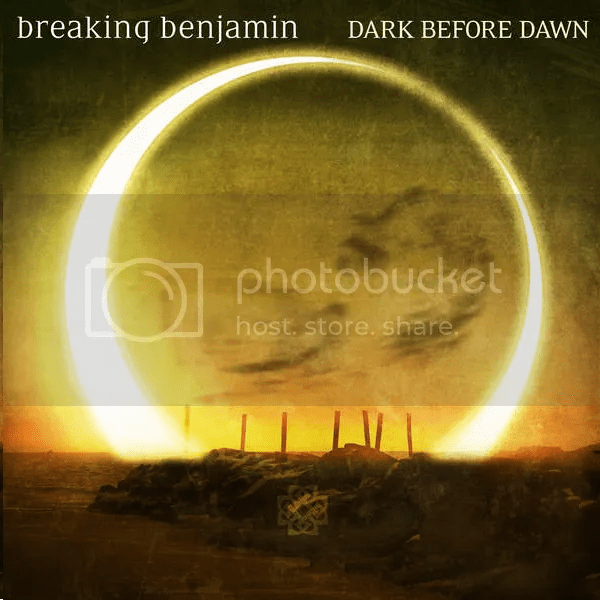 Breaking Benjamin: 'Dark Before Dawn' Artwork, Tracklist Available