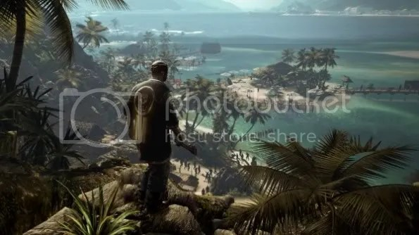 Dead Island View with Sam B