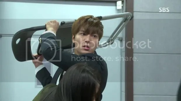 Image result for lee min ho meme chair