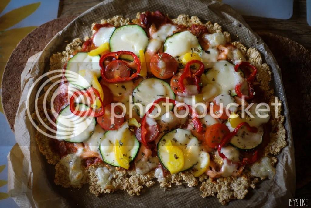 Havermoutpizza