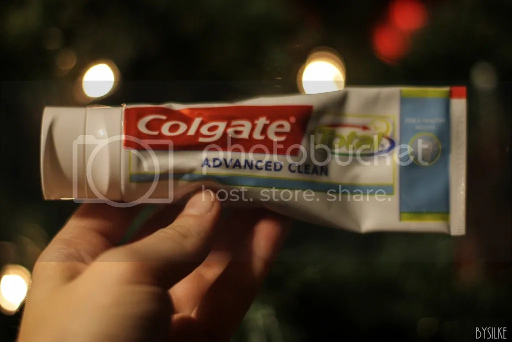 Colgate Advanced Clear