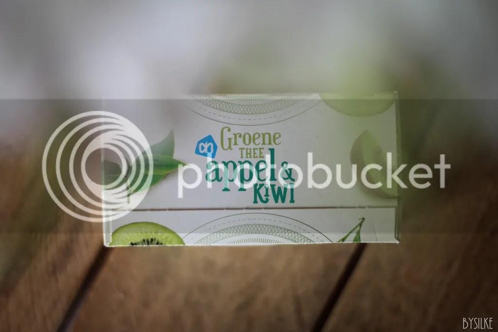 appel en kiwi thee albert heijn