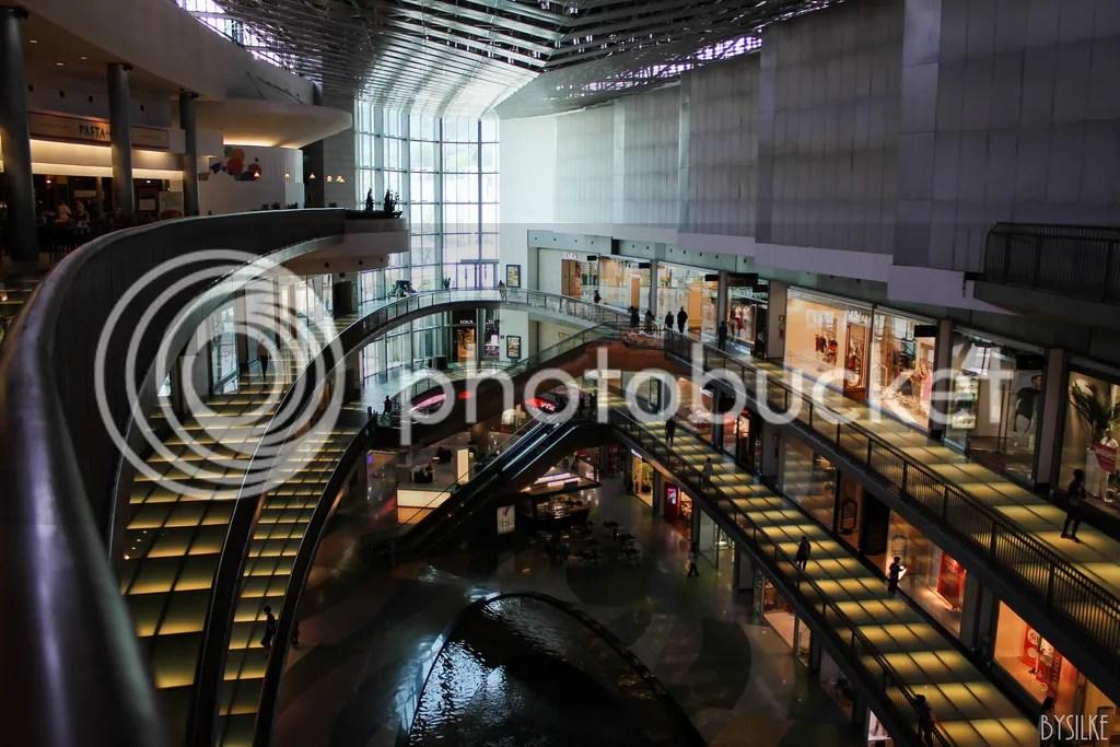 Dolce Vita winkelcentrum Porto