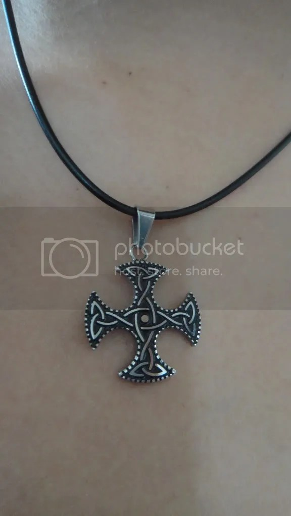 black cross celtic patterns