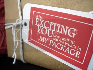 new gift tags from laughing abi studio