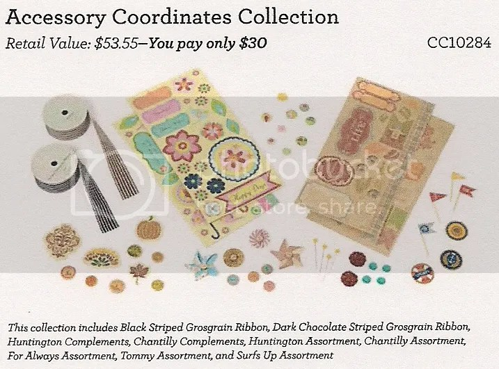 Accessory Coordinates Collection - CC10284