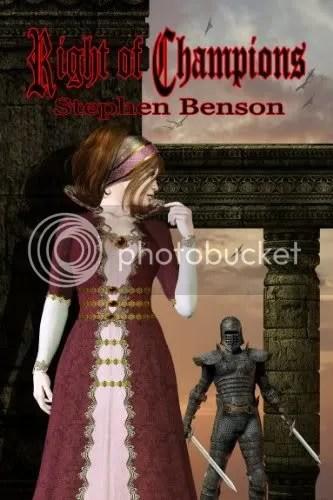 Stephen Benson - Right of Champions