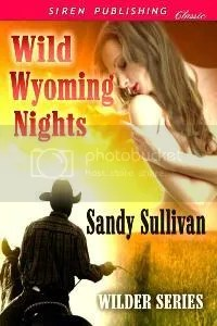 Wild Wyoming Nights by Sandy Sullivan