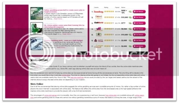 online casino games uk