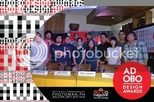 Adobo Design Awards 2013
