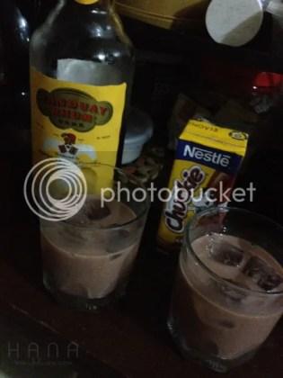tanduay rhum mix