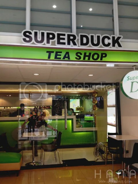 Super Duck Milk tea