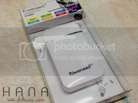 powerseed power bank