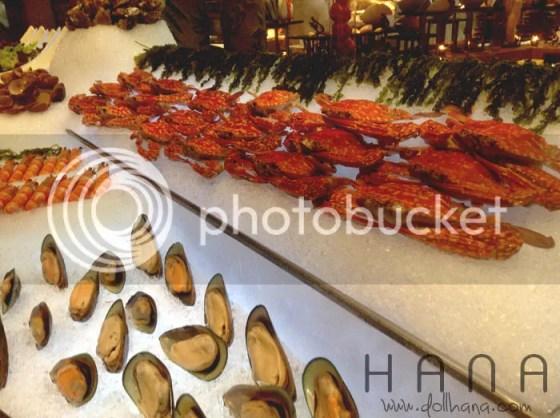 diamond hotel buffet