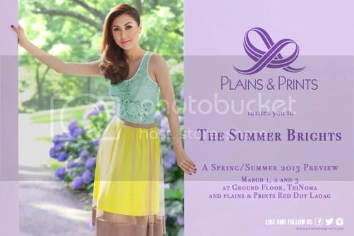 Plains and Prints Spring Summer Preview
