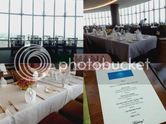 romantic restaurants in manila 100 revolving restaurant