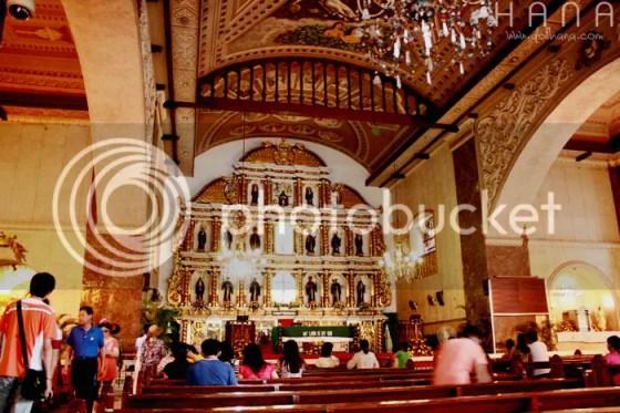 Sto. Nino Church in Cebu