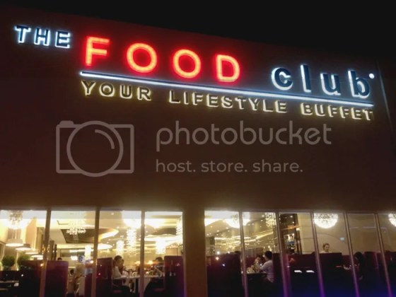 the food club macapagal EDSA