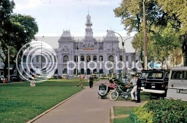 Hình ảnh Sài Gòn (Vietnam) trước 1975 | lầm bầm