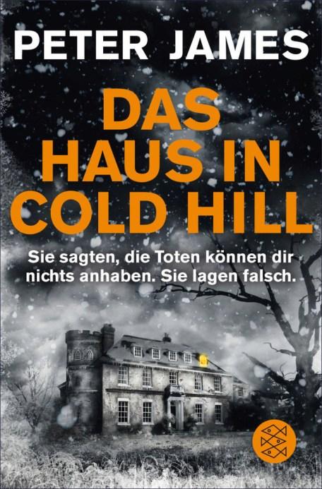 Das Haus in Cold Hill Cover (c) Fischer Verlage