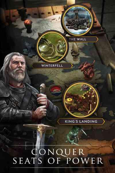 game of thrones conquest, Game of Thrones Conquest: Annunciato il titolo mobile della serie tv